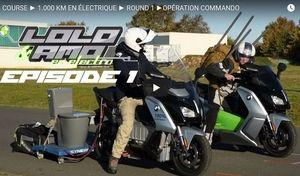 Reportage : Lolo Cochet fait 1000 km en électrique, épisode 1 et 2