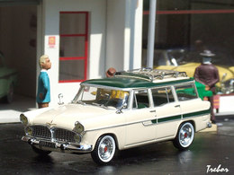 Miniature : 1/43ème - SIMCA MARLY II