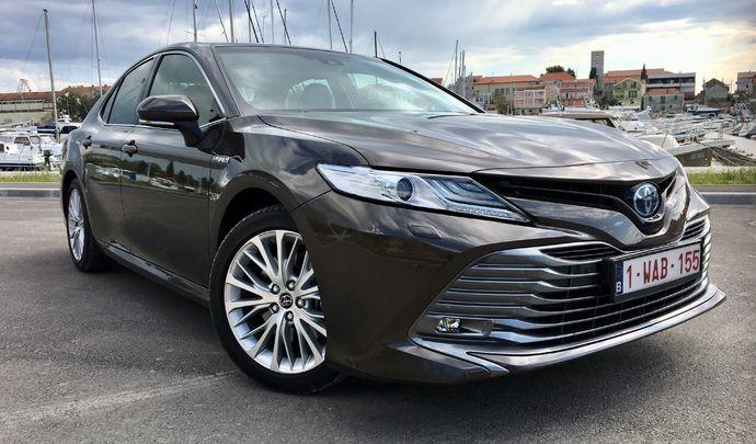 Essai vidéo – Toyota Camry 2019: la plus pro des hybrides