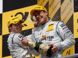 DTM/Hockeheim: Mercedes triomphe pour l'ouverture de la saison 2010