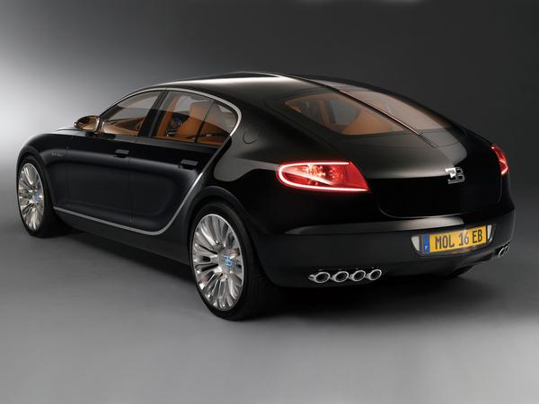 Entendu : refonte esthétique en vue pour la Bugatti 16C Galibier