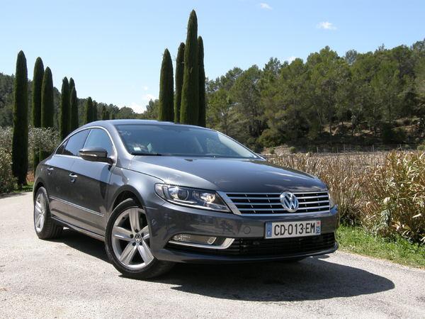 Essai vidéo - Volkswagen CC : cruellement classique