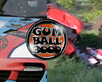 Le Gumball 2007 n'ira pas plus loin !
