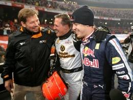 La Race of Champions 2010 se déroulera en Allemagne