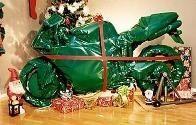 Caradisiac moto vous souhaite un joyeux Noël !