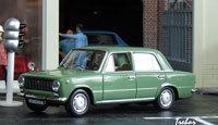 Miniature : 1/43ème - SEAT 124 L