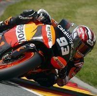 Moto 2 - Allemagne: Marc Marquez maîtrise