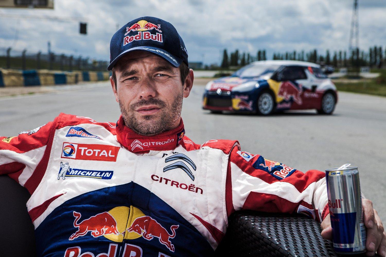 Sébastien Loeb reprend du service en 2018 — WRC