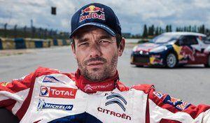 Sébastien Loeb revient en WRC avec Citroën