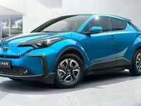 Salon de Shanghai 2019 - Toyota présente un C-HR électrique