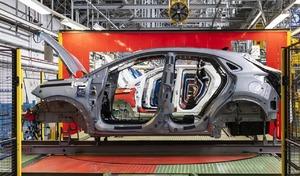 Une nouvelle Ford électrique sur plateforme Volkswagen dans les tuyaux ?