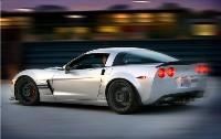 Katech Corvette Z06 ClubSport: 1281 kg!