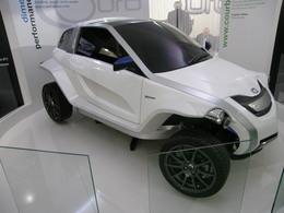 Courb C-ZEN : Un petit véhicule électrique sérieux et fun