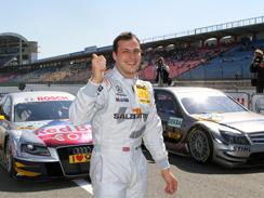 DTM-Hockenheim: La pole pour Paffett !