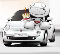 Fiat 500.com fête ses 1 an
