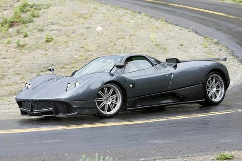 Imminente Pagani C9 : sa fiche technique sera infernale