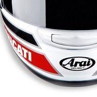 Un Arai aux couleurs de Ducati : le DTR 09.