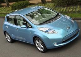 La Nissan LEAF électrique proposée à la location par Hertz d'ici début 2011
