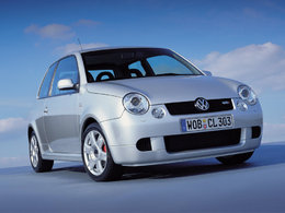 La p'tite sportive du lundi: Volkswagen Lupo GTI !