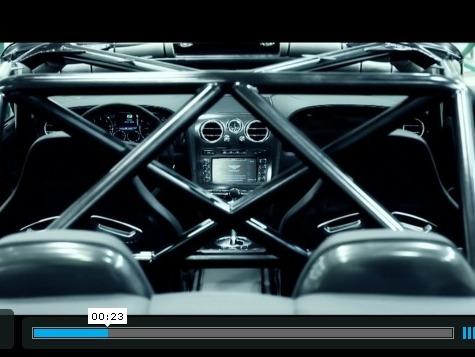 Bentley Ice Speed Record : le film officiel par Al Clark