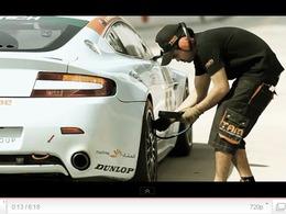 Aston-Martin V8 Vantage GT4 : comme un Spitfire en rase motte
