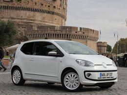 Volkswagen mise énormément sur la Up! et le segment des petites voitures