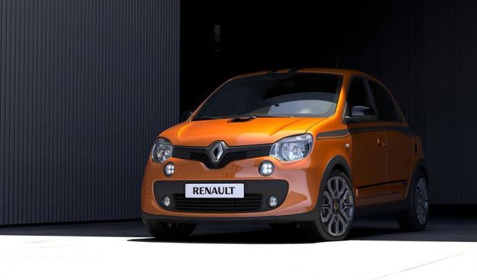 Renault : la Twingo GT en action