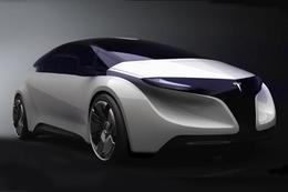 Salon de Genève 2010 : le Concept électrique Tesla IED EYE