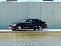 Nouvelle Mercedes Classe E: 1ères images officielles?
