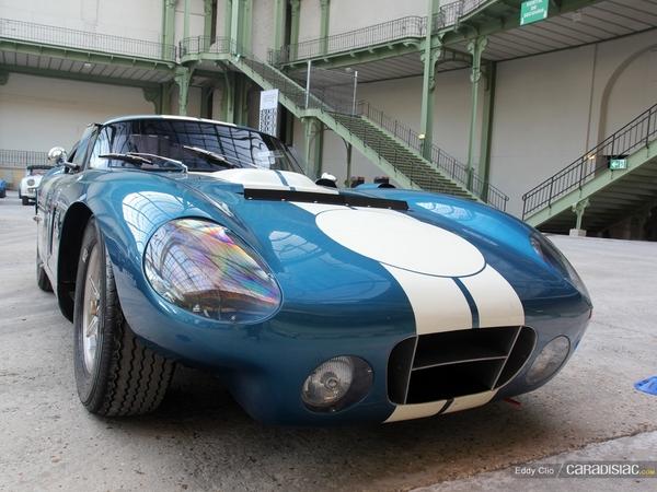 Photos du jour : AC Cobra Daytona (Tour Auto)