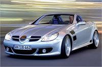 Mercedes SL et SLK by Lorinser