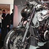 Yamaha: Le nouveau V-Max n'est pas encore pour demain