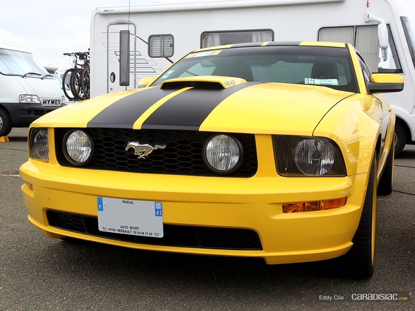 Photos du jour : Ford Mustang GT