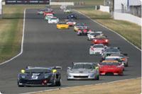 FIA GT3: une Ferrari F430 en forme