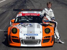 (Vidéo) Nico Hülkenberg au volant de la Porsche 911 GT3 R Hybrid