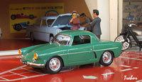 Miniature : 1/43ème - ALPINE coupé sport A108