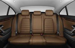 Nouveau : 5 places pour la VW Passat CC