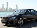 BMW Série 7 par Mansory: 1ères photos