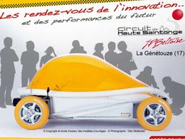 La Journée des Véhicules du Futur sur le circuit de Haute-Saintonge programmée le 20 juin 2010