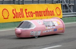 Le Shell Eco-marathon Europe 2010 se profile à l'horizon