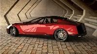 Ferrari 4 portes: ça donnerait quoi?