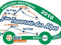Gros plan sur la 5e édition de la Traversée des Alpes en véhicules électriques