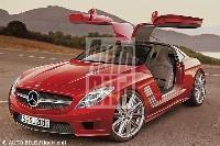 Future Mercedes AMG SLC: enfin désirable