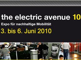 L'Electric Avenue 2010 en Allemagne : un Salon dédié aux véhicules électriques