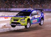 WRC Argentine 1ere étape: 7 spéciales annulées, Hirvonen leader !