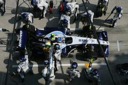F1 - Moins de trois secondes pour un pit-stop en 2010