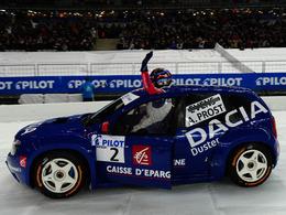 Trophée Andros/Stade de France - Alain Prost superstar