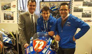 Endurance: Louis Rossi parie sur Suzuki