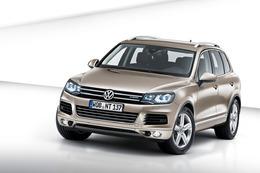 Salon de Genève 2010 : le nouveau Volkswagen Touareg hybride