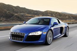 Un peu d'humanité dans ce monde de brutes : faire le bien en Audi R8 V10